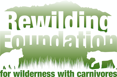 logo Rewilding Foundation