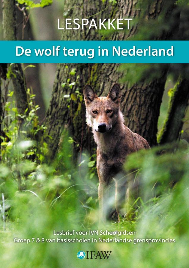 Lespakket De Wolf terug in Nederland